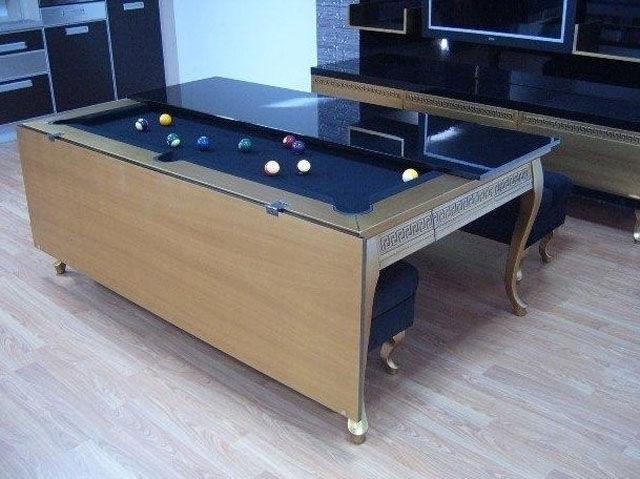 Ces meubles incroyables ont le pouvoir de se transformer for Table qui se deplie