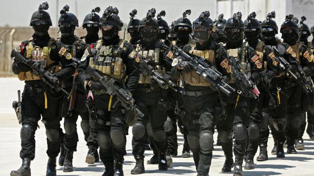 Les forces spéciales à travers le monde