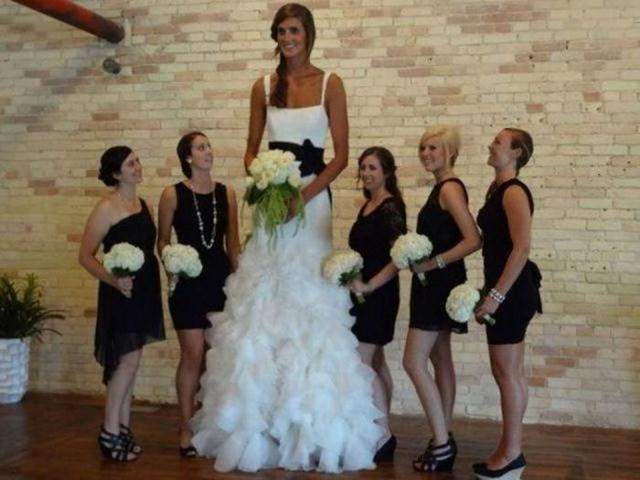 Extrem Photos marrantes et insolites de mariage ZT05